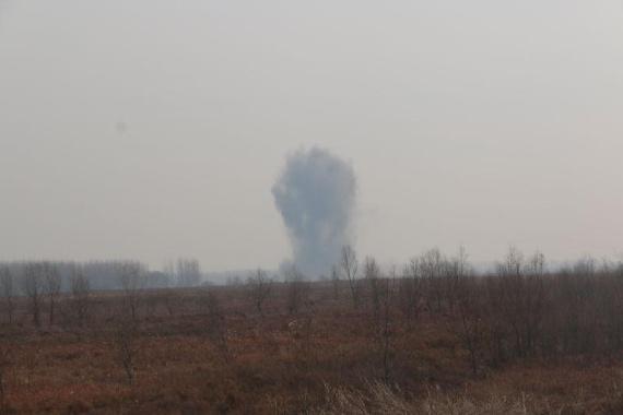 沈阳销毁616枚炮弹631枚雷管 都是今年发现的