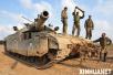 以色列查获数吨运往加沙地带的爆炸物原料