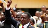 津巴布韦新任总统宣誓就职