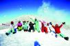 冬天泡温泉还是溜冰?来猿人山滑雪找回自己