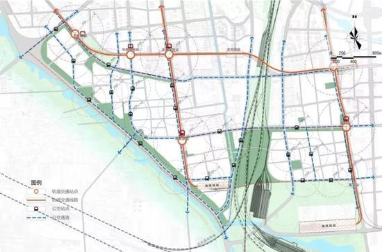 石家庄中心城区西南片区整体规划首次曝光