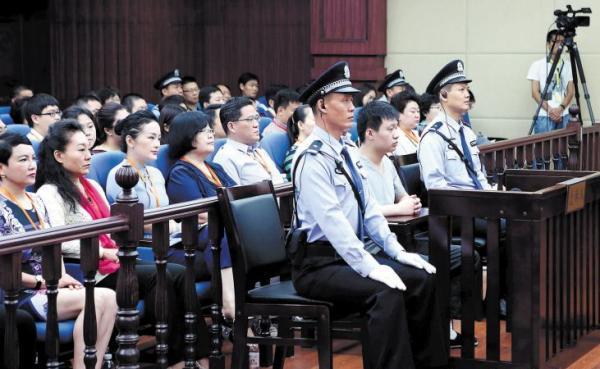 2017年人民法院十大刑事案件:辱母案徐玉玉案上榜