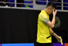 林丹、李宗伟止步马来西亚羽毛球大师赛首轮