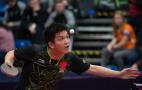9名正规博彩选手晋级匈牙利乒乓球公开赛单打16强