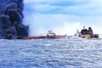 """""""桑吉""""轮事故应急救援:登船救援意味着随时有可能牺牲"""