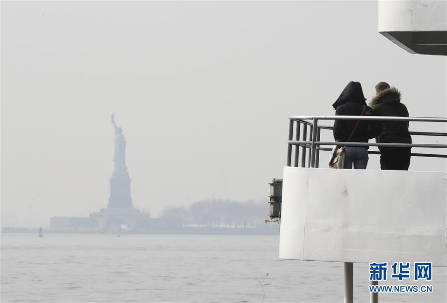 纽约自由女神像恢复参观