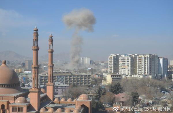 澳门网上赌博送彩金:阿富汗首都市区爆炸已致40死140伤 塔利班宣称负责