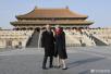 特雷莎·梅首次访华 英国首相都更新了哪些微博?