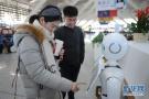 机器人服务春运