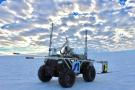 沈阳造机器人勘测南极 25天行走200公里