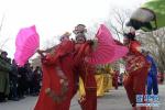 中国新年特色:逛庙会欢乐多
