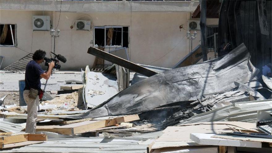 美指责俄应为大马士革郊区遭袭负责