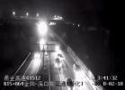 震惊!甬金高速上5辆车突然集体倒车掉头 原因太荒唐
