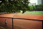 踢球的撞残跑步的 大学操场开放引来的纠纷该咋判?