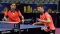 中国队提前锁定卡塔尔乒乓球公开赛女双冠军