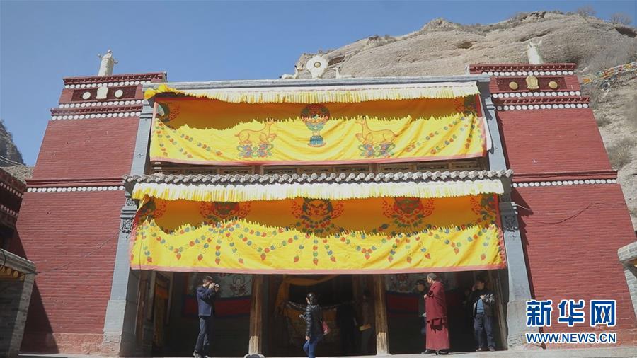 藏传佛教发祥地丹斗寺