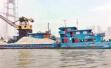 两男子无证驾货轮搁浅长江:以为和开拖拉机差不多,已被拘留