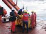 靠天吃饭!追踪向阳红10科考船:海上科考与恶劣天气过招