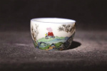 """""""小猪佩奇游春""""新奇珐琅白瓷杯走红,已有同款售卖399元"""