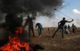 【组图】加沙地带冲突致1名巴勒斯坦人死亡