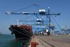 青岛港全自动化集装箱码头首年吞吐量超79万标准箱