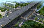 杭州今年新建10座人行过街设施 再也不怕堵街口了
