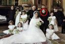 英国王室成员婚礼照 你喜欢哪一张