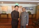 马来西亚总理马哈蒂尔会见中国驻马大使:期待第8次访华!