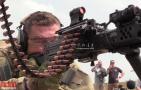 军迷试枪导致枪口爆炸