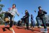 """山东出台""""三年计划""""提升学生体质 每天一小时校园体育活动"""