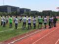 江苏省大学生城市足球联赛落幕 南京林业大学夺冠