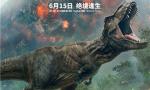 《侏罗纪世界2》主角高空坠海 挑战水底极限实拍