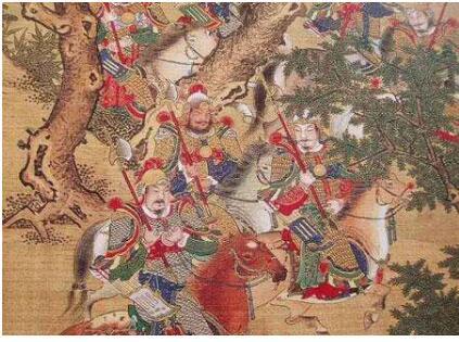 """北京赛车刷水技巧:阅兵铠甲考:唐代有纸做的铠甲 宋代有""""五色介胄"""""""