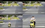 宁波交警启用抓拍,老太在同一路口闯红灯22次被罚440元