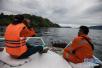 印尼正式停止多巴湖沉船事故的搜救工作