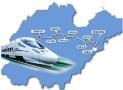 胶州北至红岛站开始铺轨 济青高铁9月中旬全线轨通