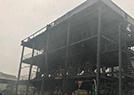 四川工业园发生爆燃