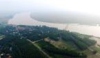 河南兰考张庄:这里是九曲黄河最后一个弯
