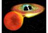 天文學家可能首次觀測到年輕恒星吞噬行星物質