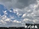 """颱風""""溫比亞""""來臨前夕,坐看南京風起雲湧"""
