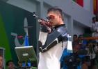 亚运第九金!男子10米气步枪中国选手杨皓然夺冠