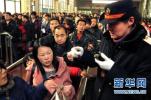 暑运 廊坊北站廊坊站发送旅客近70万人次