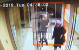 沙特记者遇害前监控视频曝光:卡舒吉神情自若地和未婚妻出入住处