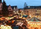 法兰克福圣诞市场
