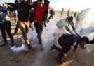 巴以衝突逾百人受傷