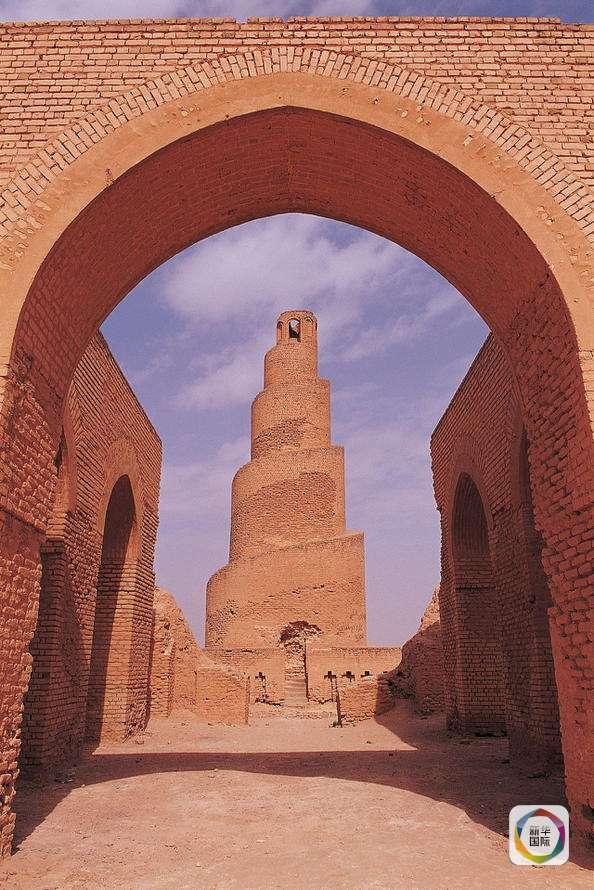 阿富汗:查姆回教寺院尖塔和考古遗址