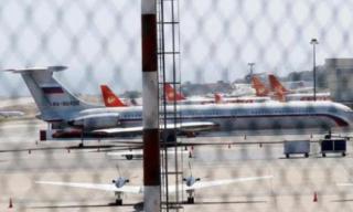 委内瑞拉政治危机敏感时刻 俄军机载近百军人抵委引猜疑