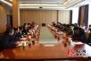 湖南省内13家电商企业考察靖州杨梅产业