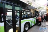 春运期间石家庄公交将适时增运力 保障乘客需求