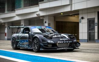 暗黑武器 千匹转子Mazda RX-7 FD3S
